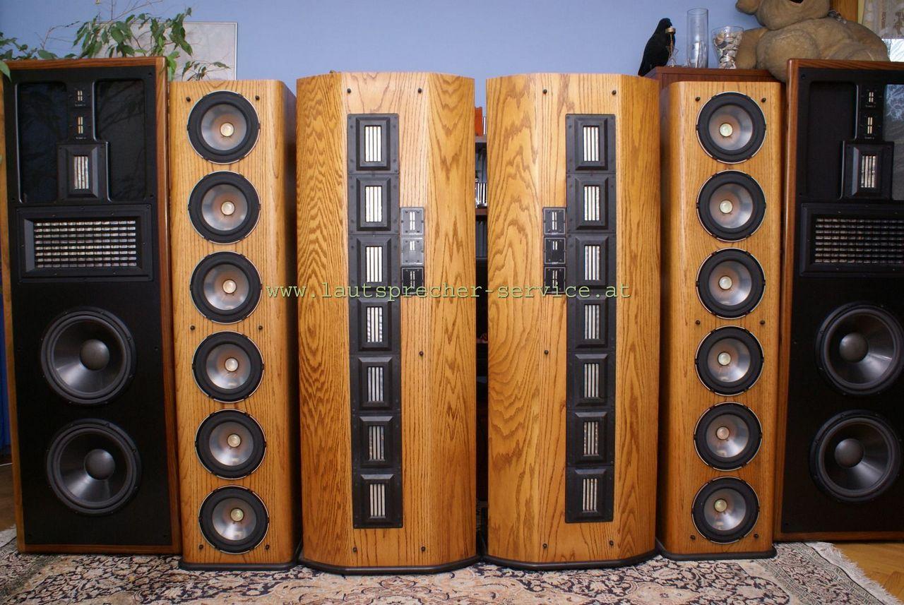 Infinity Loudspeakers By Arnie Nuddel